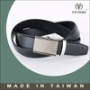 Slide Belts Mens Classic Ratchet Leather