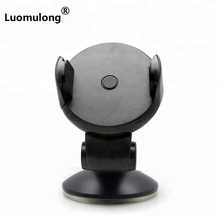 Small suction cup car mobile phone holder for cute and charming car bracket