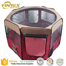 Waterproof folding dogs House Custom indoor pet tent Playpen
