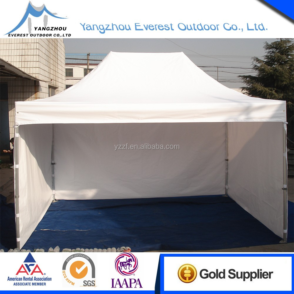 steel frame canopy design wholesale , aluminum folding tent for events