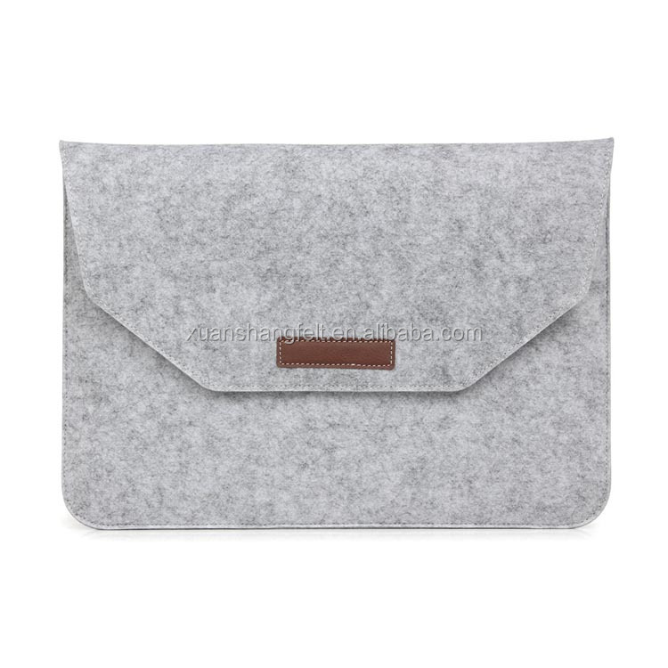 Fashion Soft Sleeve Bag Case For Apple Macbook Air Pro