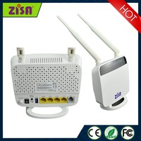 2km wifi range rj45 to two antenna adsl modem compatible with Huawei MA5616 DSLAM