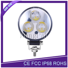 9w led work lamp tuning light