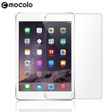 2017 Mobile Phone Screen Protector for ipad pro 10.5 inch Mocolo Tempered glass With Retail Packaging
