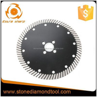 Tiger Series Granite Turbo Saw blade