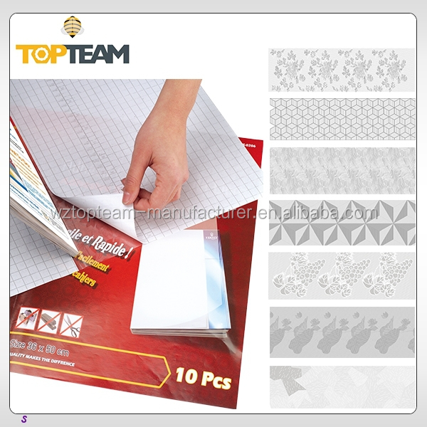 school library supplies high quality self-adhesive clear plastic film