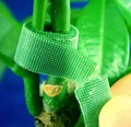 Hook and loop plant ties/hook and loop binding straps