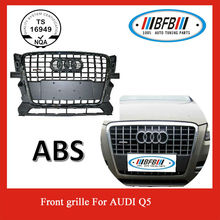 FRONT GRILLE FOR AUDI Q5 ABS