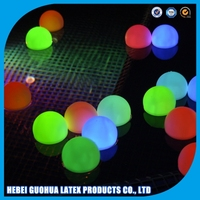 hot sale high quality 18 inch large led light balloon