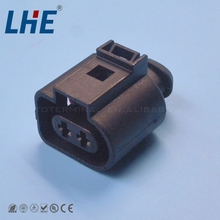 Hot Sale Boschs 2 P Waterproof Connector Auto male Female Fuel Injector Plug 1J0973802 1J0973702