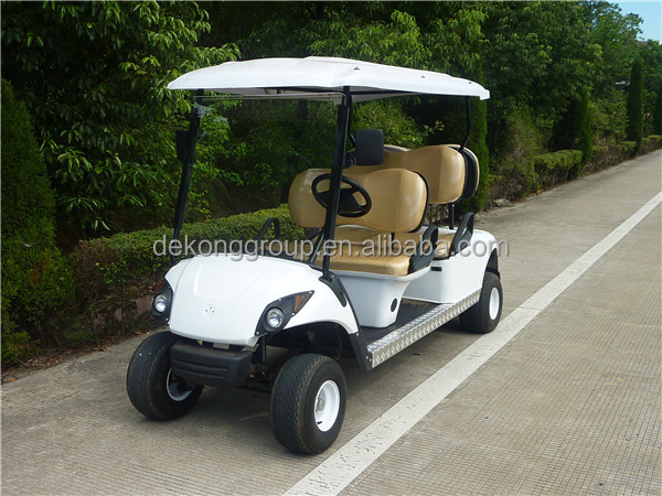 4 seater club car golf carts