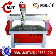 JCUT-1212 Furniture decoration/wooden crafts industry CNC router machine for wooden doors/furniture making machine
