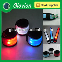 Unique wristbands for circulation led wristbands for events flashing wristband with super quality