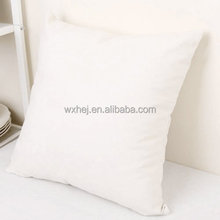 Factory Wholesale Cheap White Polyester Fill Throw Pillow Insert 18X18 Inch