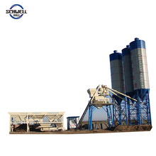 Newest design automatic concrete batcher plant compact concrete batcher plant