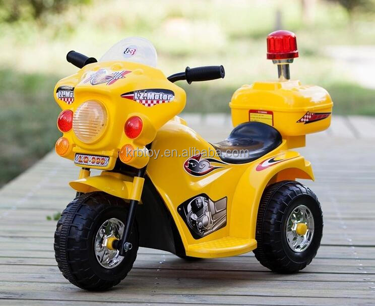 Rechargeable battery bike for kids motor bike 6V electric kids motorcycles for kids for sale