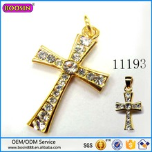 women accessories china Factory russian orthodox cross pendants and charms jewelry