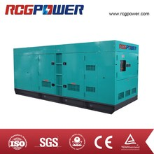 water-cooled sound proof 350kva canopy type diesel generator