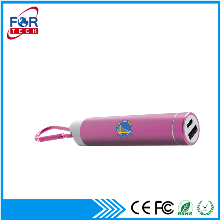 electronic corporate gifts innovative products 2017 Custom Power Bank Portable Lipstick Power Bank