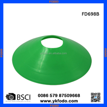 "2""Disc cone+8""steel holder for soccer training cone,disc cone cup holder for sofa (FD698B)"