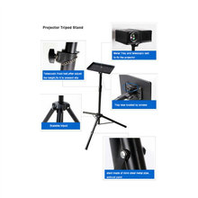 China Hot Sales Adjustable Feet For Projector Adjustable Projection Stand Tripod