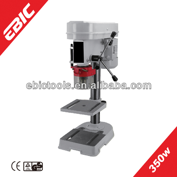 EBIC power tools drill press machine 350W bench top drill press for hand drill