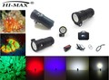 Patent Hi-max UV9 Magnetic Switch IP68 120 Angle Degree Video Dive Light