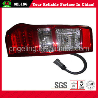 Depo auto lamp for ISUZU DMAX 2014 Led Tail Lamp