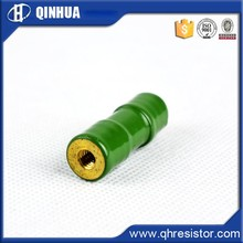 RI80A high voltage low power metal glaze 300k ohm carbon film resistor