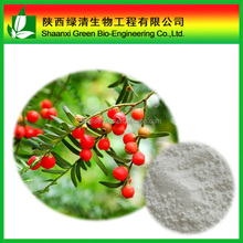 High Quality Yew Bark Extract Paclitaxel Powder In Lower Price