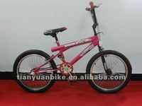 stylish new strong pink color children 20inch mounatin bicycle for girl