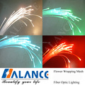 end lighting pmma plastic 0.75mm single fiber optic