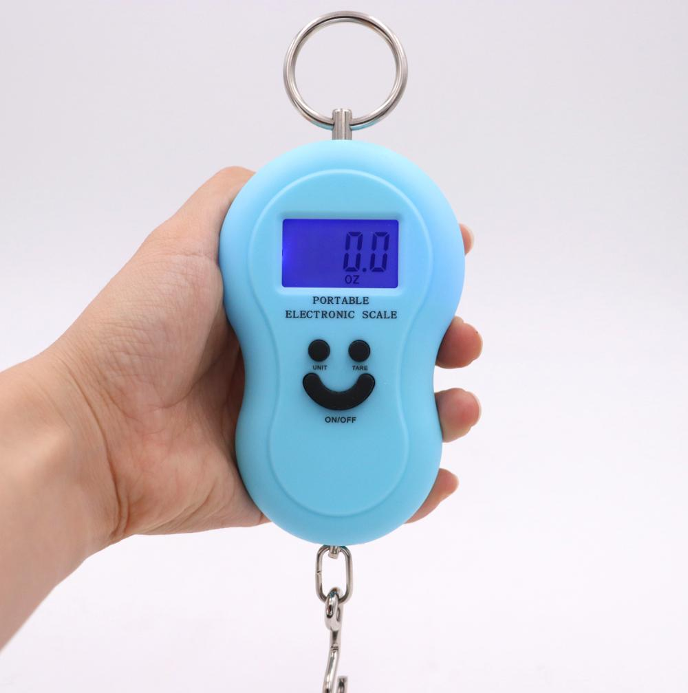 Cheap <strong>Price</strong> Accuracy <strong>10</strong> g Electronic Digital Luggage Weight 40 kg Fishing Scale