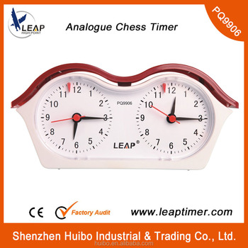 Alibaba wholesale wooden chess timer(PQ9906)