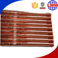 Chemical Earthing Electrode Copper Coated Steel