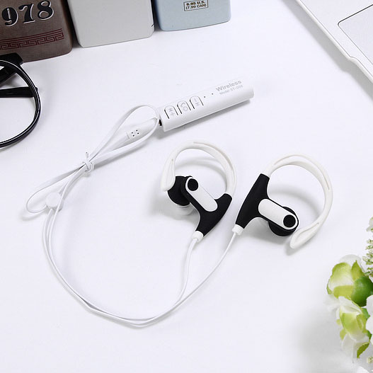 clip Bluetooth receiver sport ear hook Bluetooth earphone