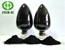 100% wood based activated carbon powder/3% ash content powder activated carbon
