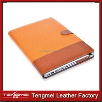 Premium Quality Protective PU Leather Case Cover for laptop, Magnetic Snap Closure laptop case