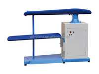 Pants steam ironing table