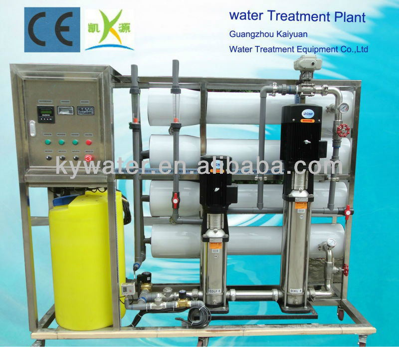 CE approved reverse osmosis to seawater desalination for boat