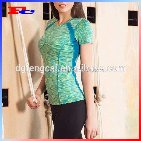 Wholesale Polyester Spandex Running Tank Top Womens Active Wear