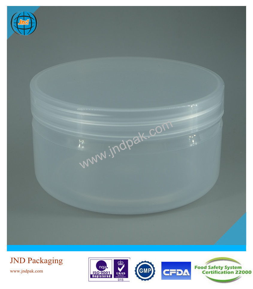 Offset PP plastic cup printing for salt with FSSC 22000 certificate