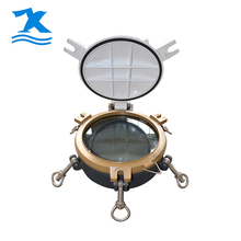 Professional Factory Supplier side scuttle steel hull opening porthole windows