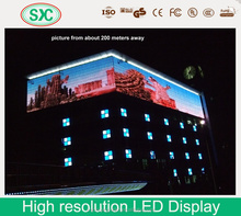 dynamic led light wall switch sports stadium led display panel manufacturer
