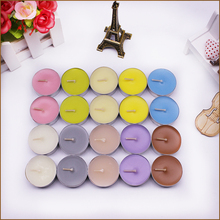 Wholesale high quality soy wax tealight candles