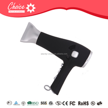 Professional 1800W retractable cord hair dryer