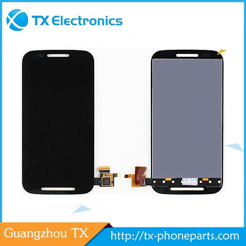 Wholesale original lcd display assembly touch screen digitizer replacement parts for motorola moto x xt1060 xt1058 xt1056 xt1053