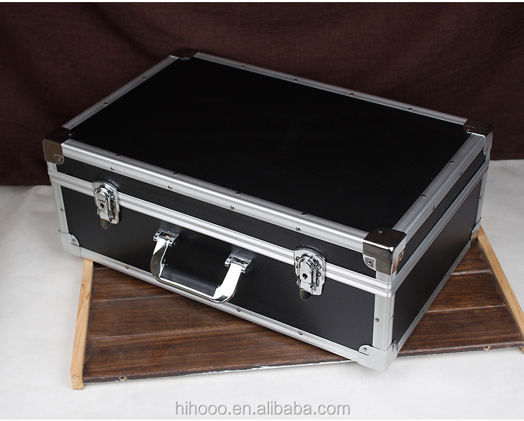 High Quality Empty Aluminum Briefcase Tool Boxes