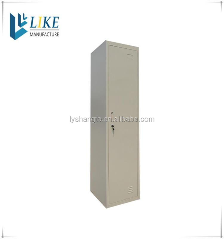 Ikea storage cabinets metal locker single door steel for Metal lockers ikea