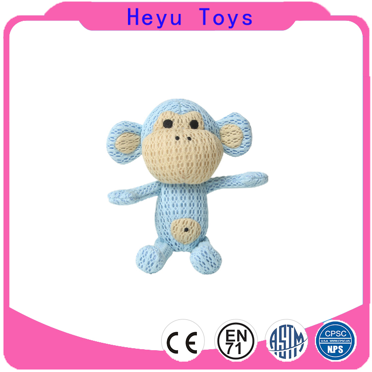 Monkey Type and High quality plush/Plush Material stuffed animals